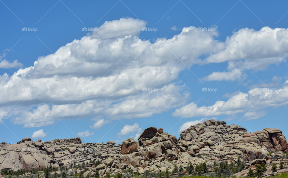 big rocks in wyoming