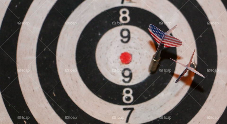 No Person, Precision, Target, Arrow (Bow And Arrow), Competition