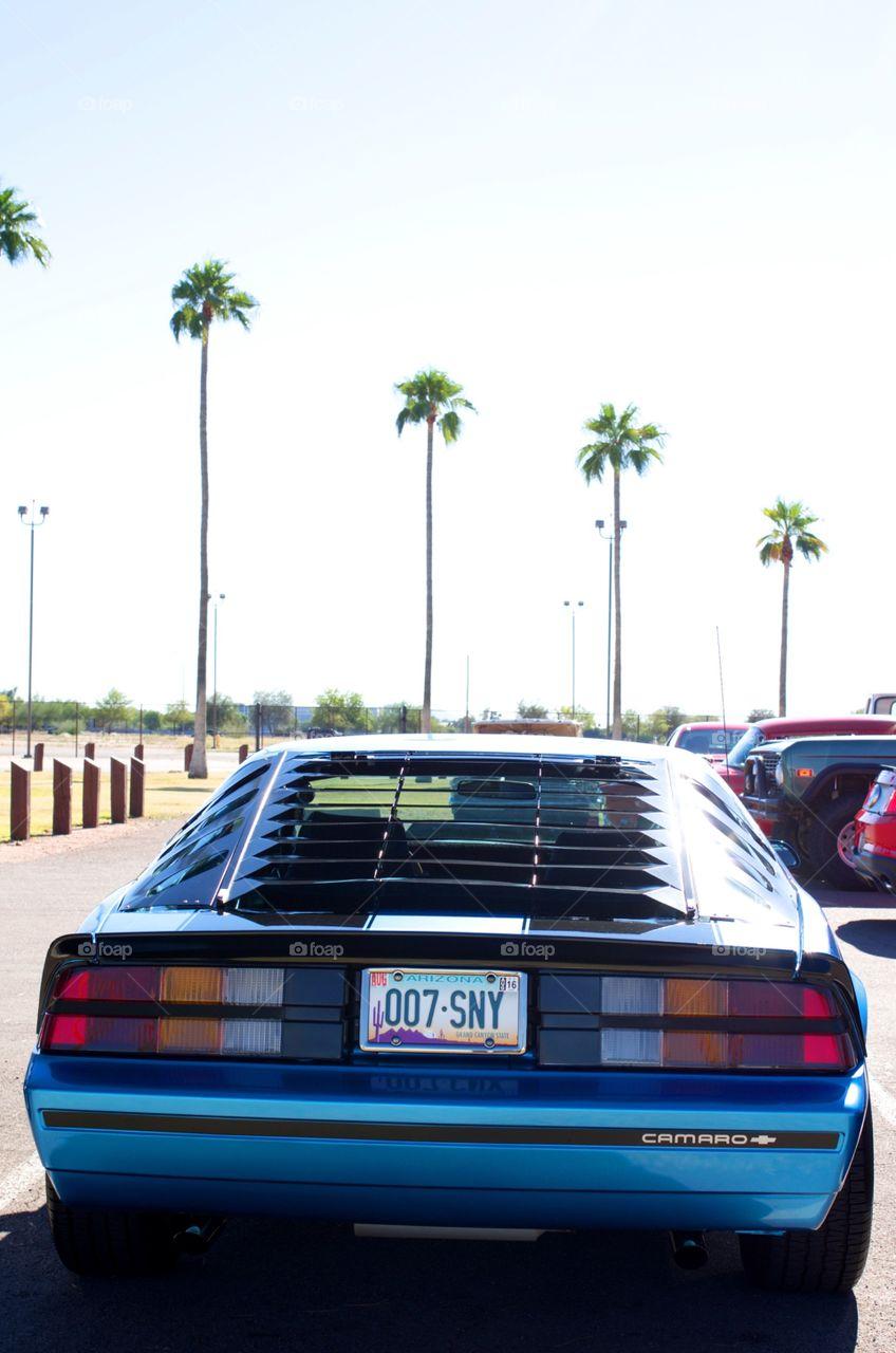 80's Camaro