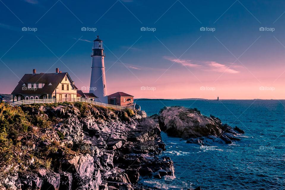 Portland Light