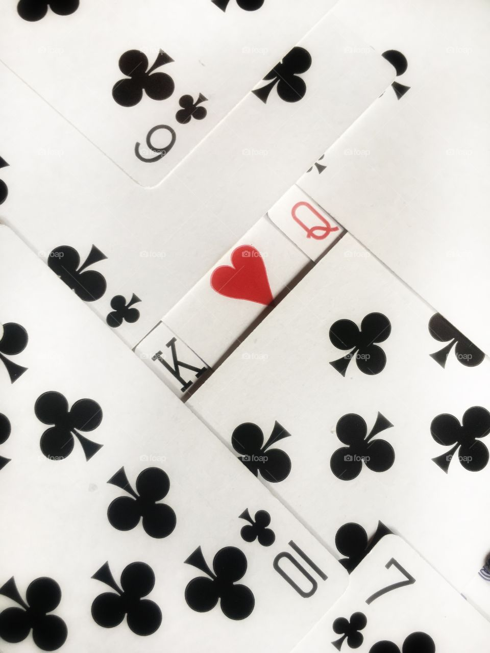 Being creative with playing cards is my favourite hobby.