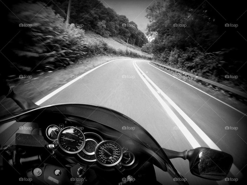 Welsh Motorcycling  Roads