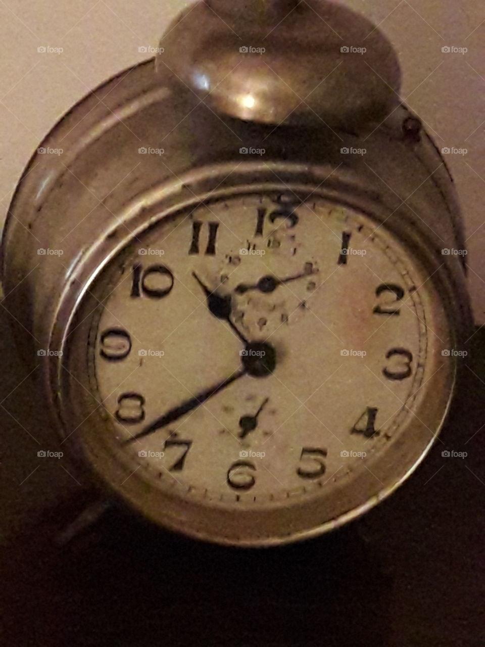 Old stile watch