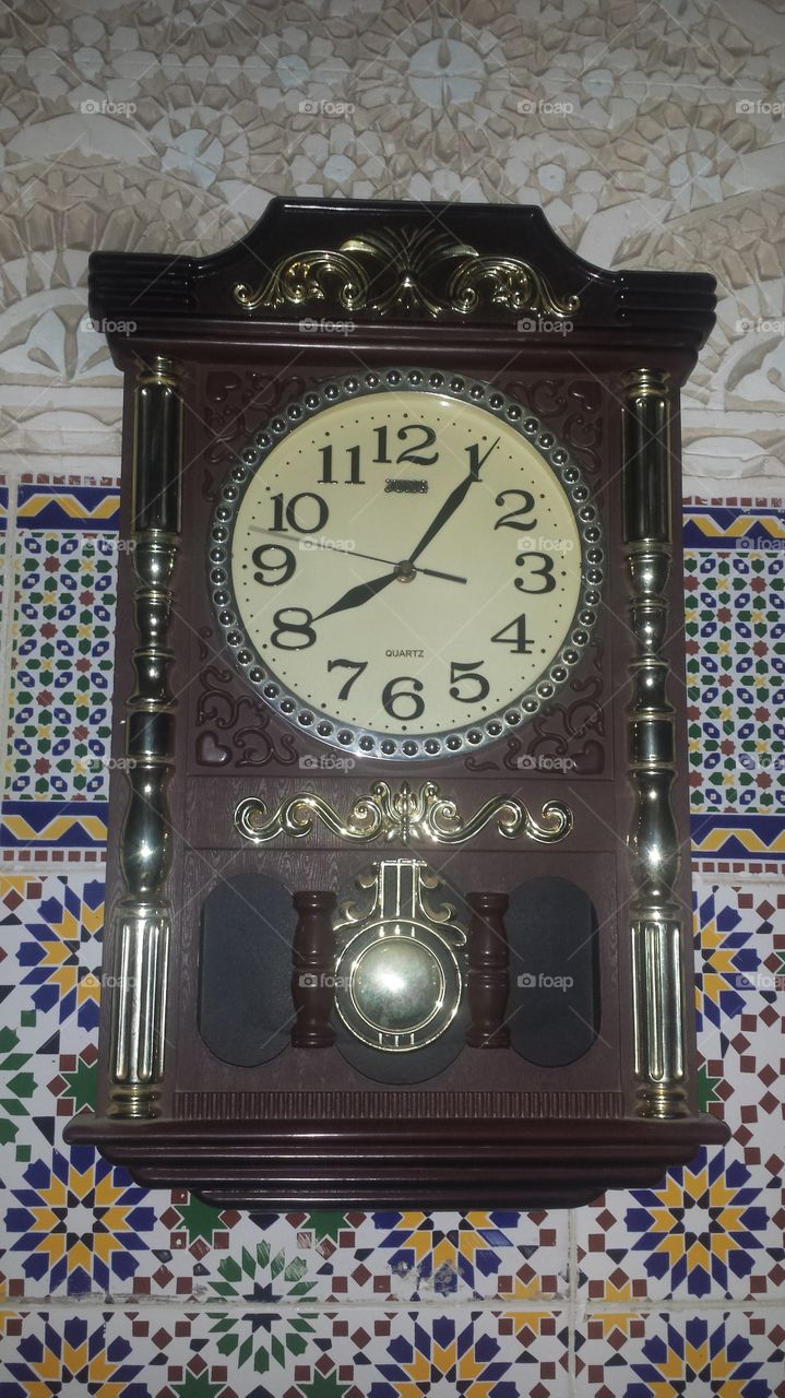 Clock, Time, Vintage, Old, Retro