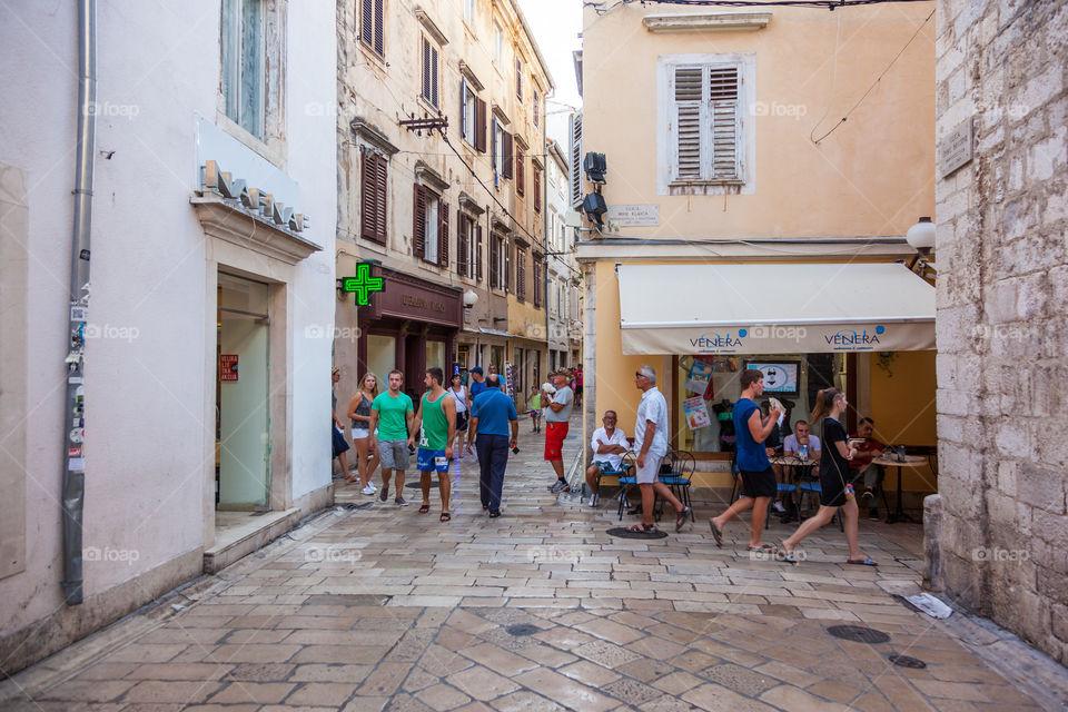 Old City Zadar - Croatia