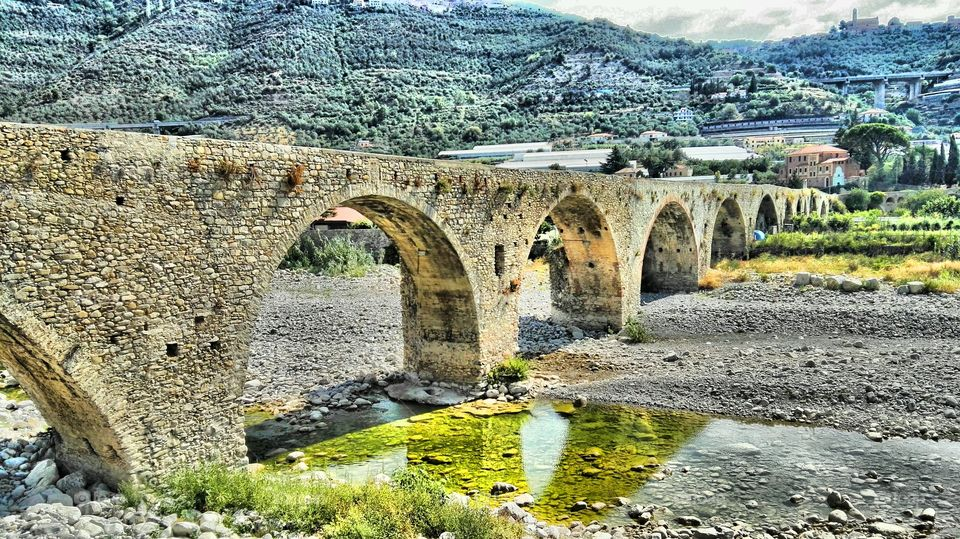HDR Ancient bridge