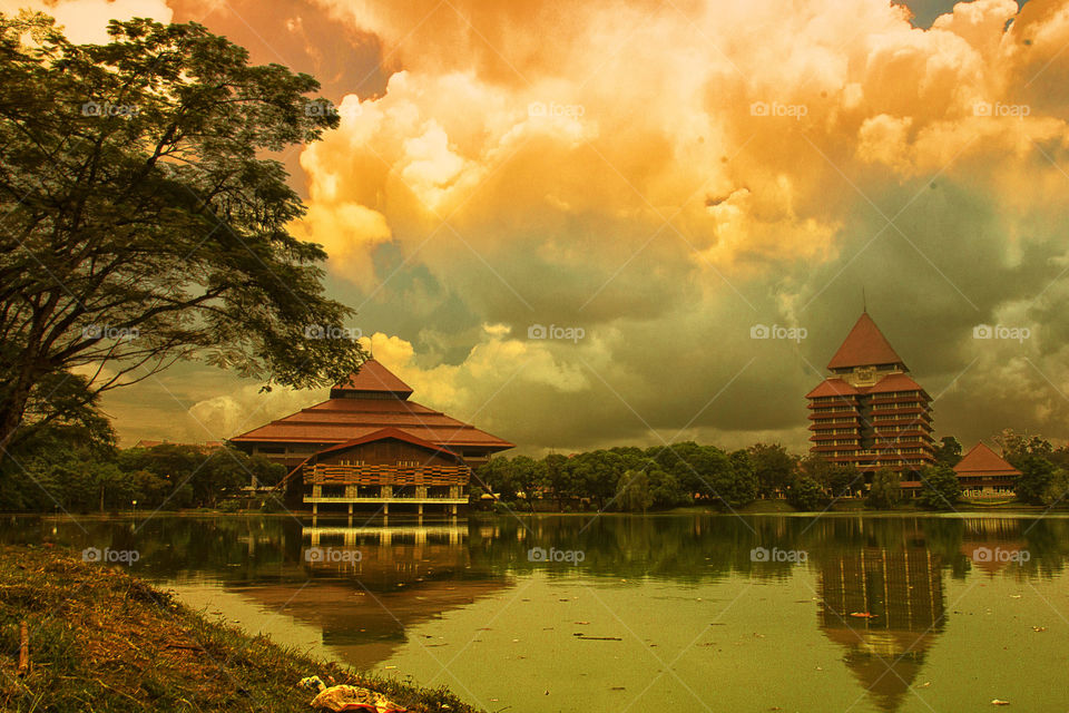 university of indonesia. universitas indonesia is state university ini depok west java. University Indonesia is the oldest tertiary level educational institution in Indonesia