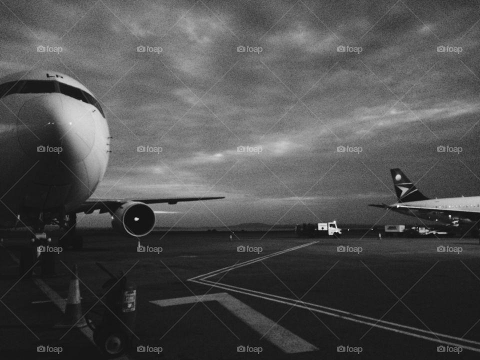 Uganda Airport