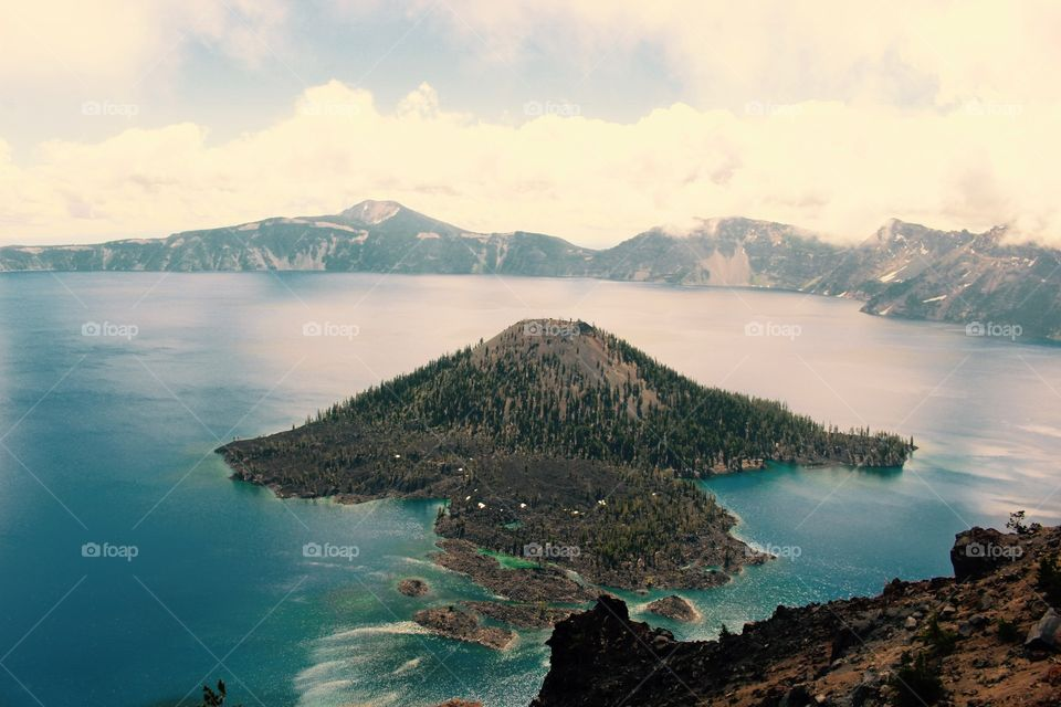 Crater Lake in Color