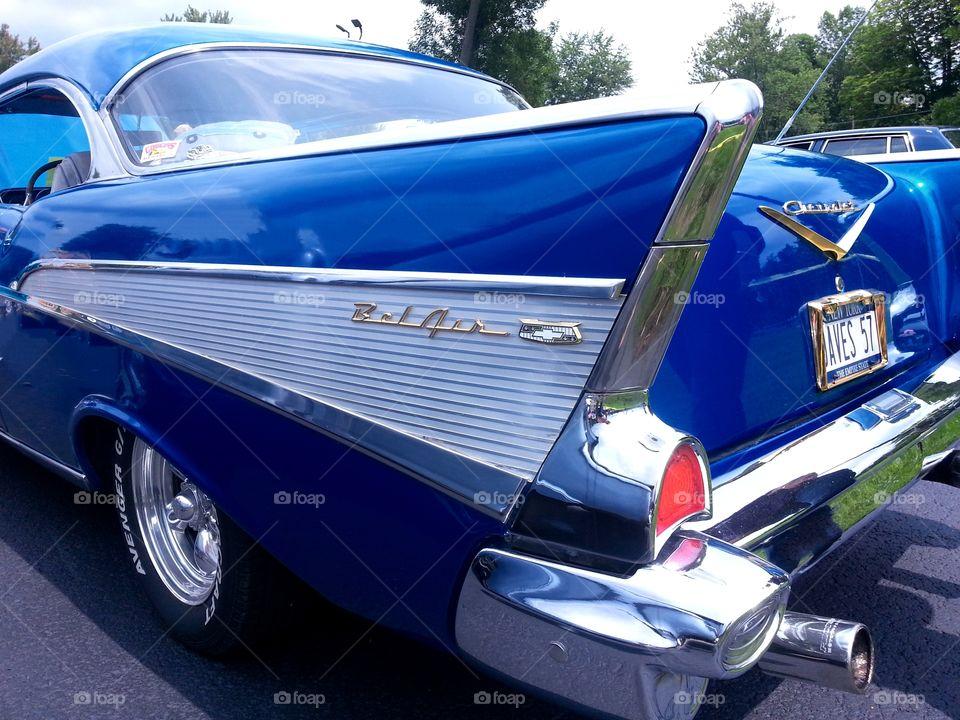 Chevy. Chevrolet BelAir