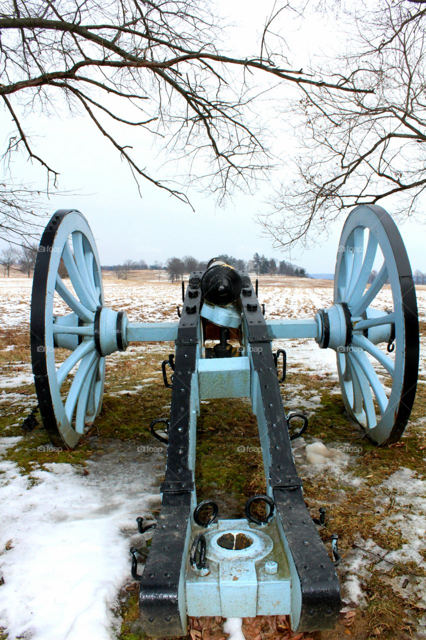 Artillery Park Valley Forge