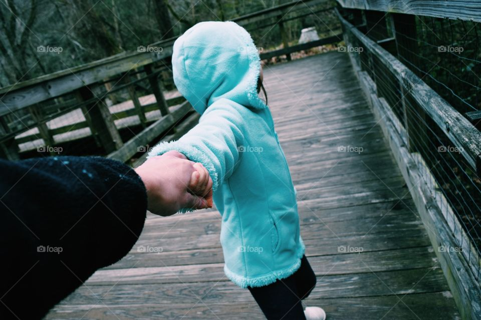 My daughter and our adventures