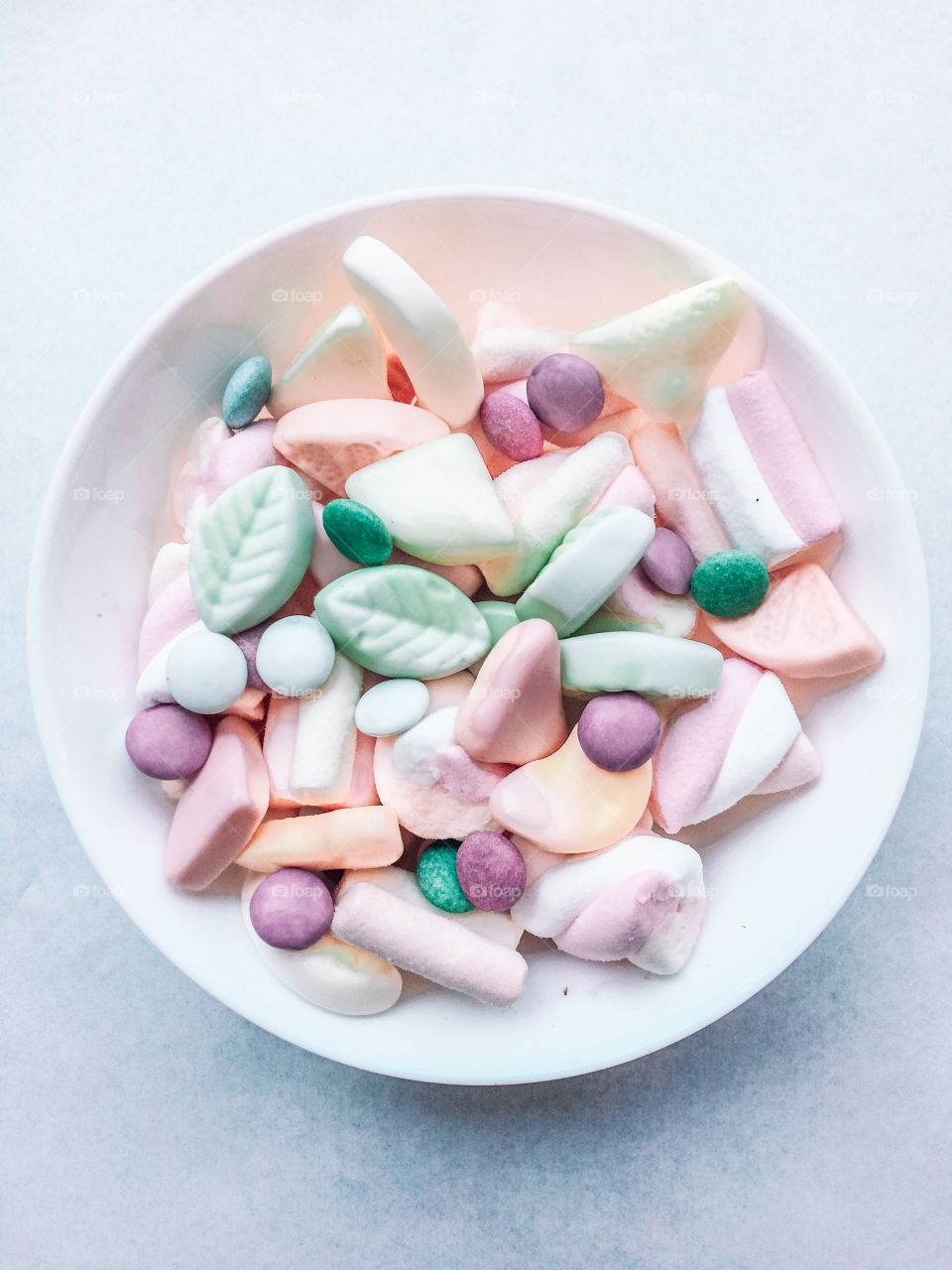 Pastel sweets
