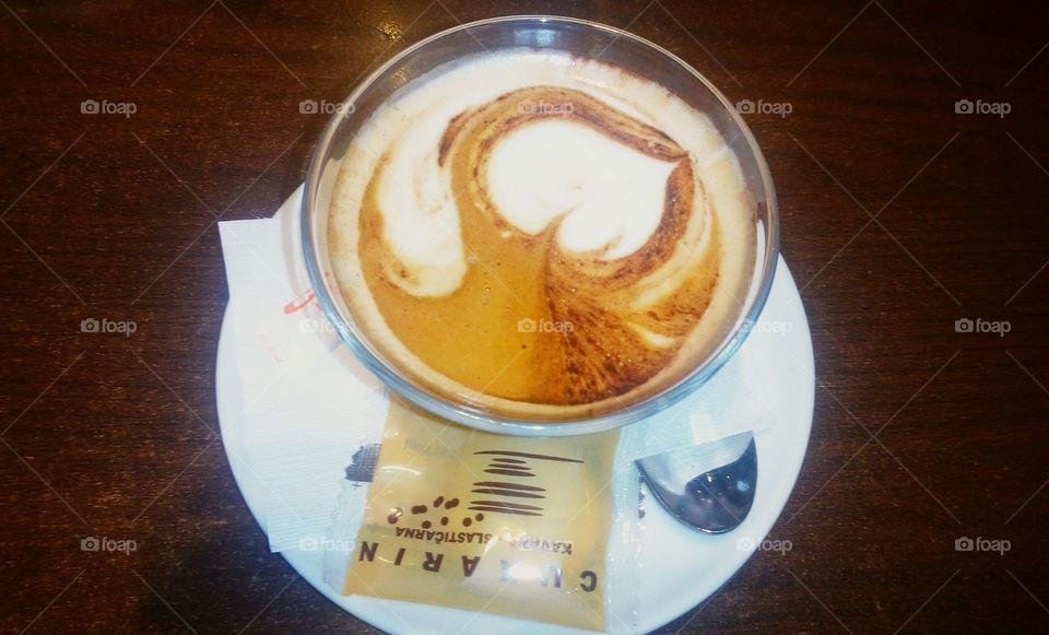 Delicious Mochaccino