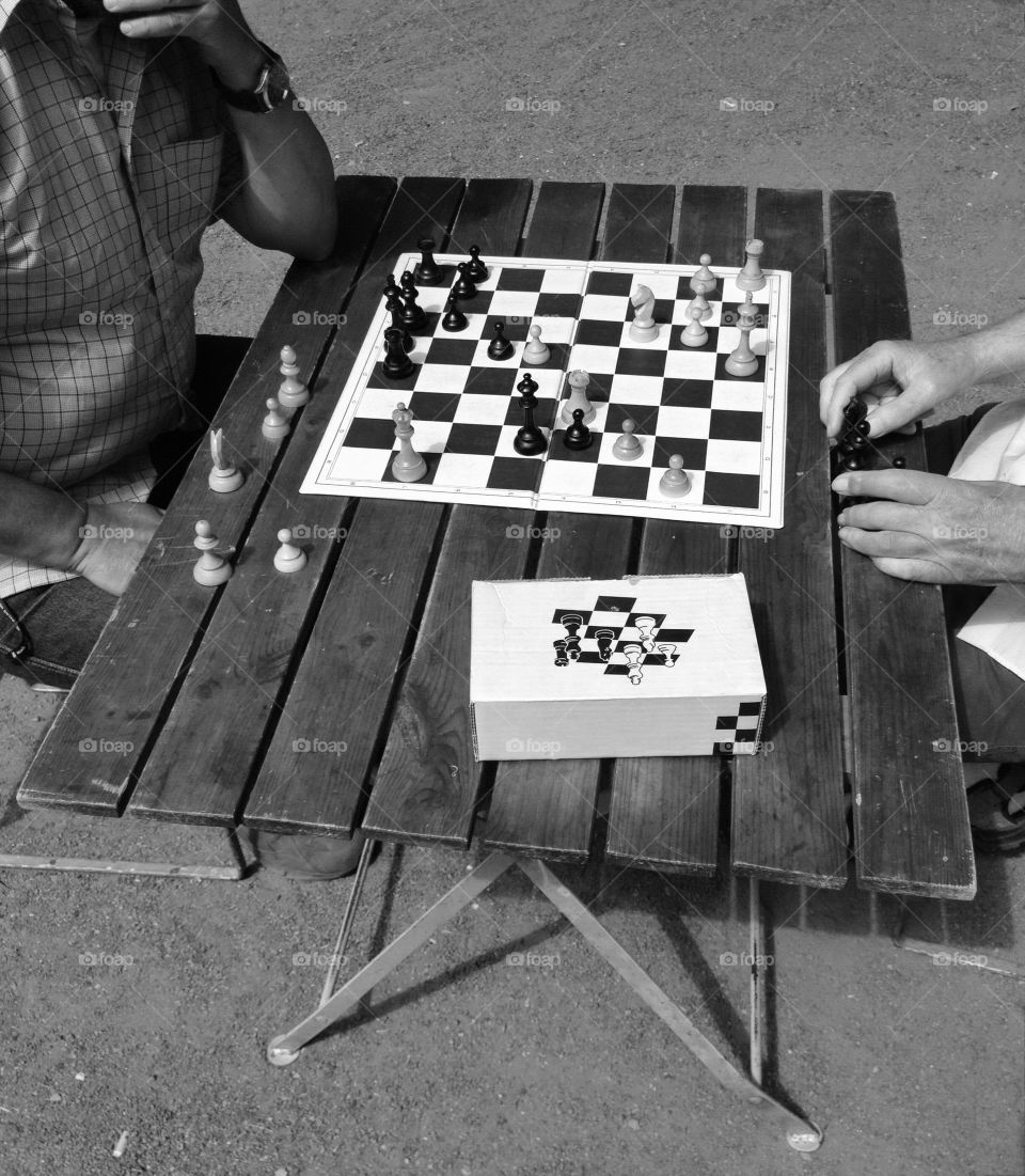 Chess and contemplation