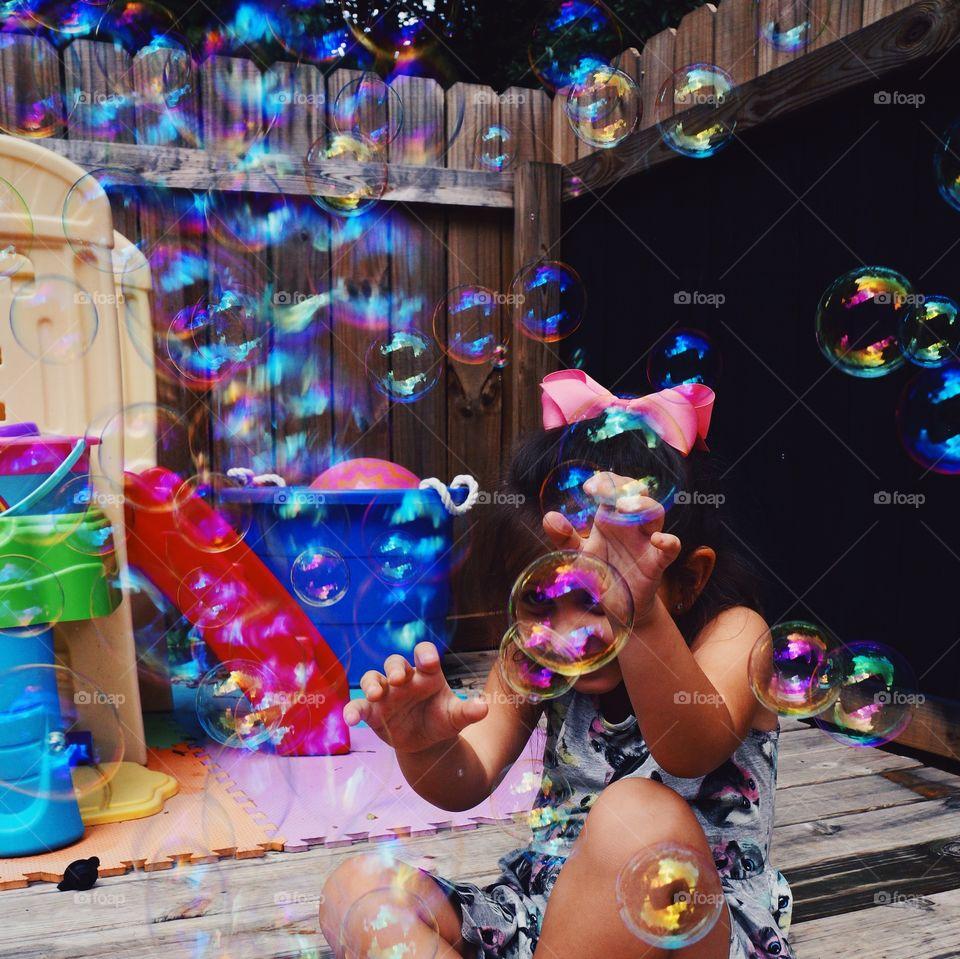 Bubble Crazy