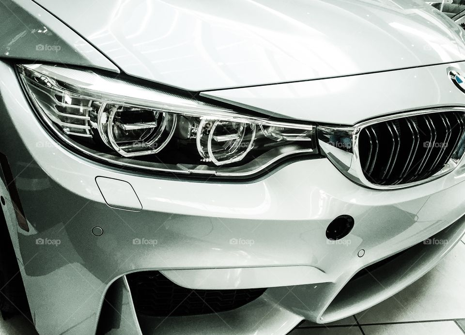 M4 COUPE BMW 2015