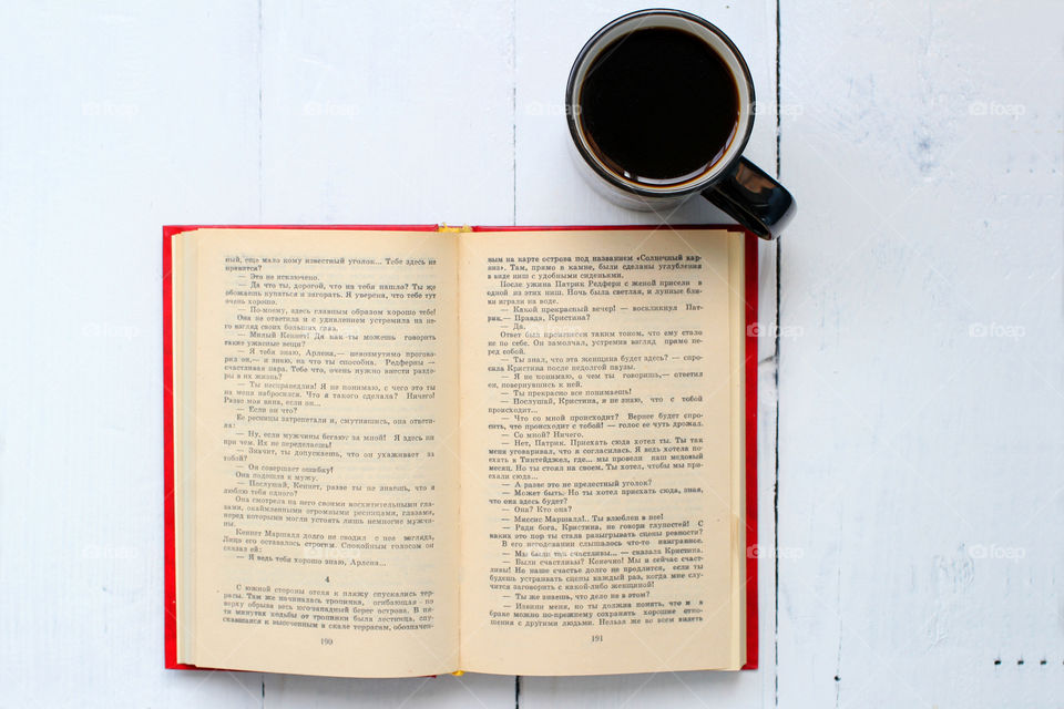 Book, coffee, art, inspiration, lifestyle, sunny morning, creativity