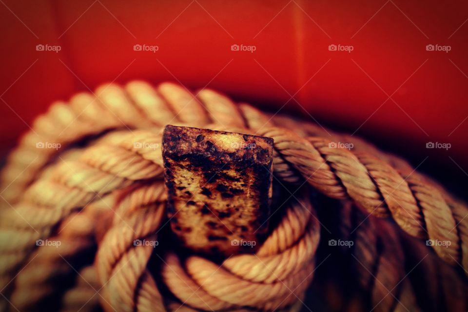 Rusty knot