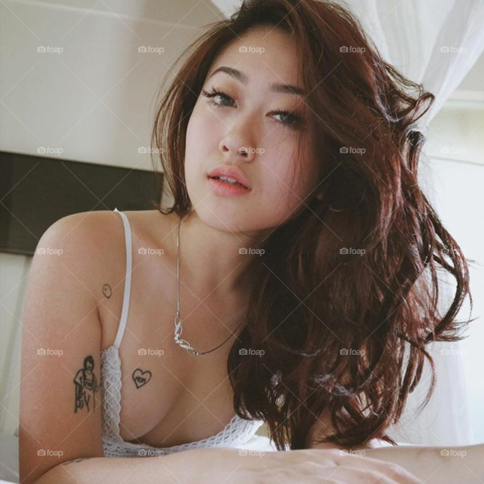A beautiful sexy women in asia , with hottest lips and luxurious lifestyle 34