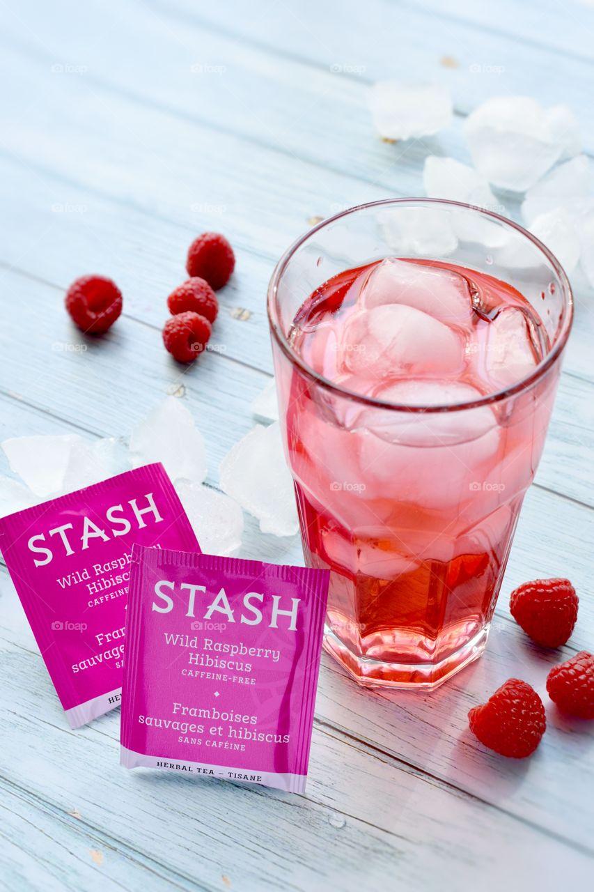 STASH tea