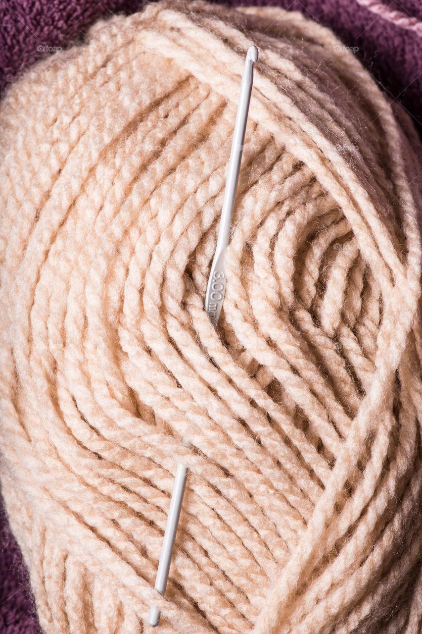 Yarn and crochet