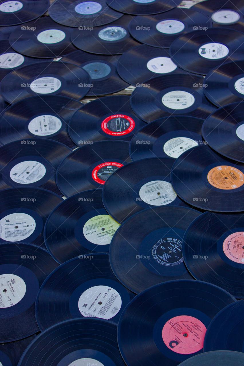 music record vinyl audio by argyllsbeard