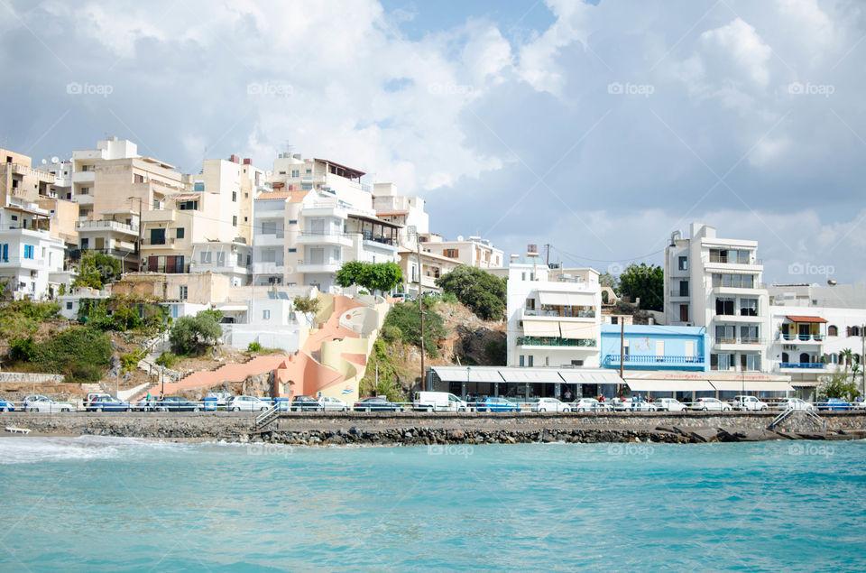 Agios Nicolas . Crete