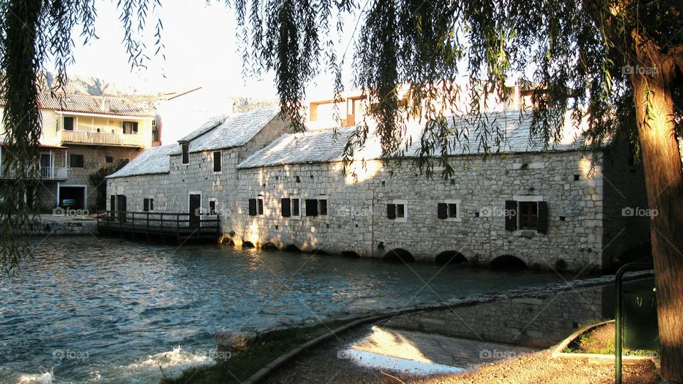 Old Watermill in Solin