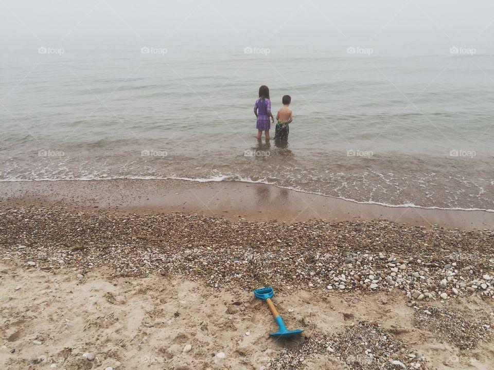 Beach, Water, Sea, Sand, Seashore