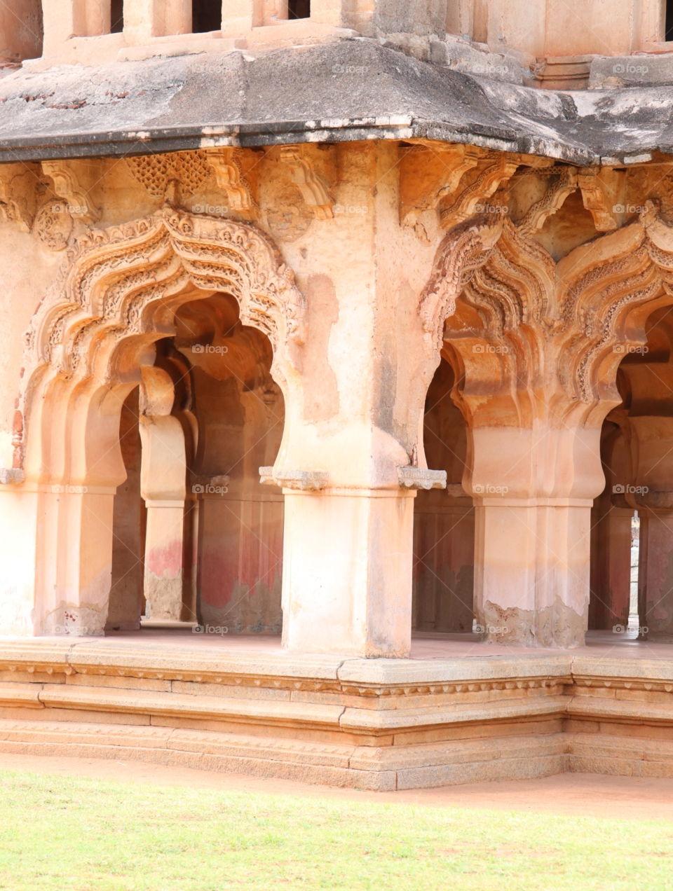 Architecture, Travel, Building, Stone, Ancient