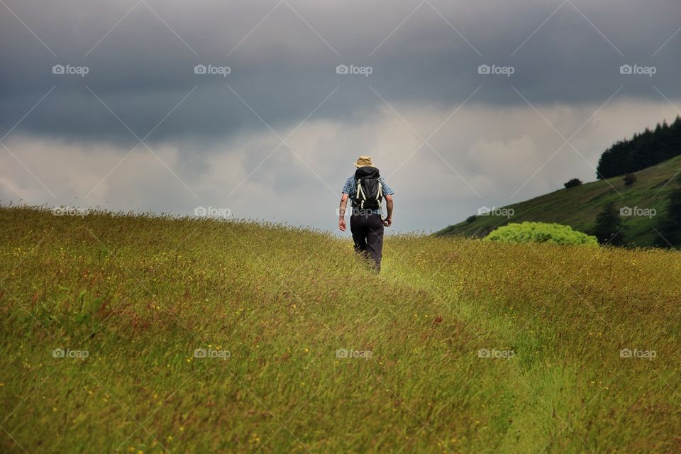 Walking the Pennine Way