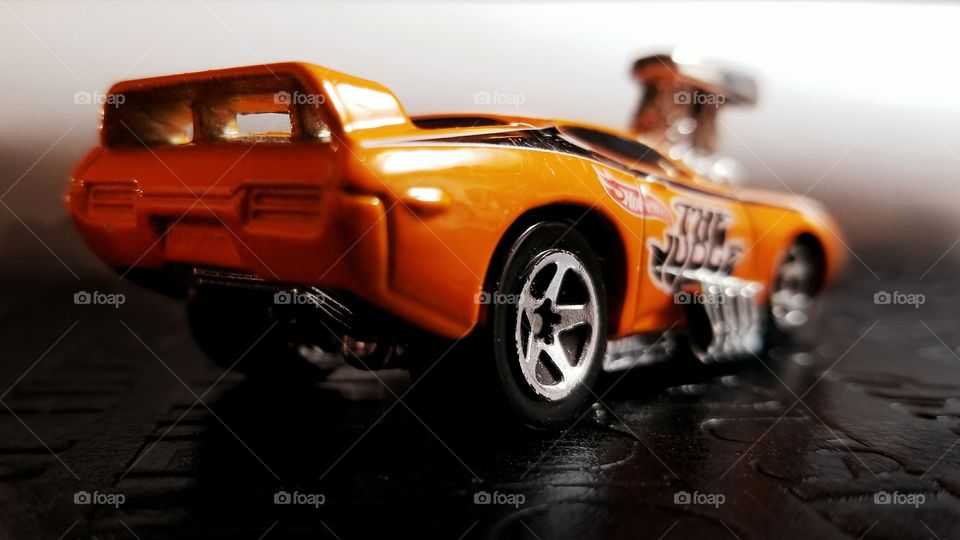 Hot Wheels street view