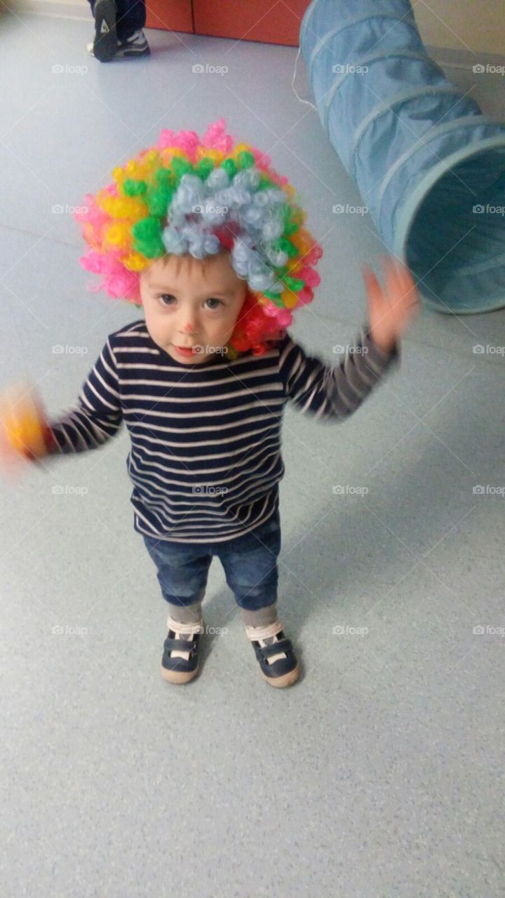 nursery party