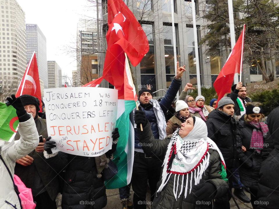 Hands off Jerusalem