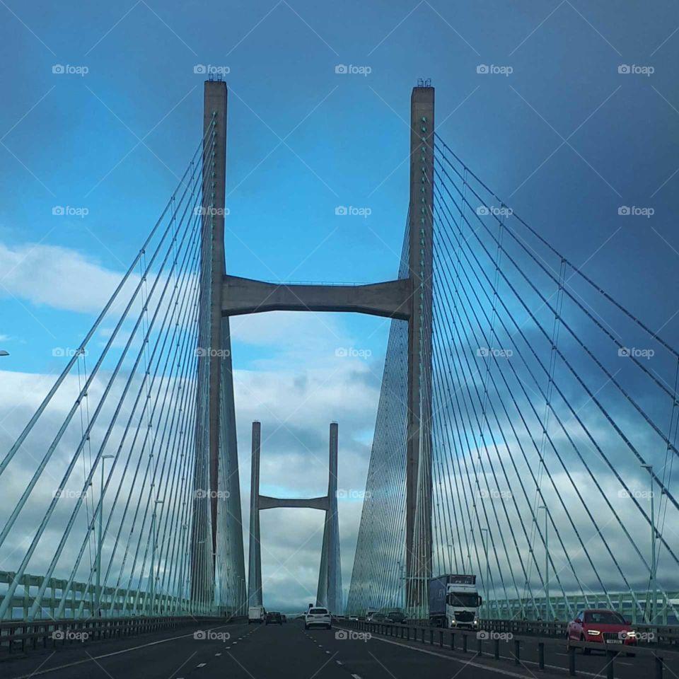 7 bridge England